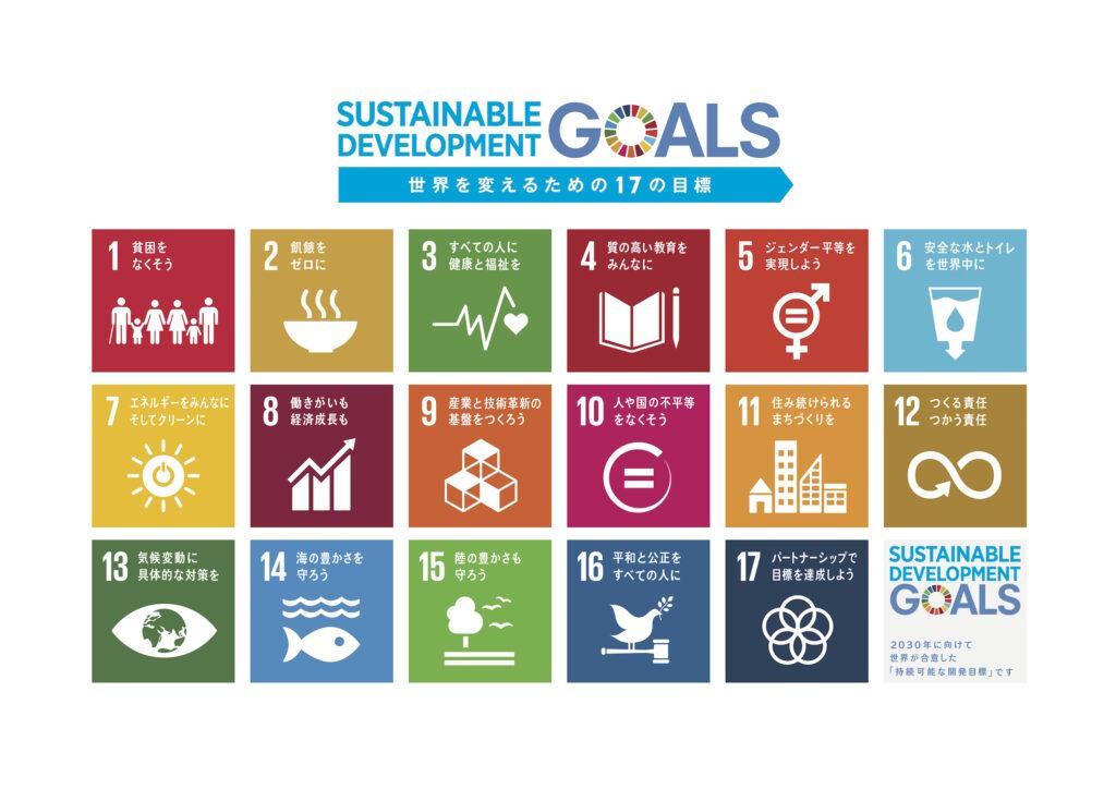 国連 持続可能な開発目標(SDGs)